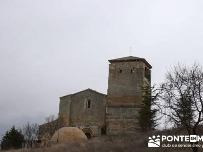 Iglesia de San Miguel - Fuentidueña - viaje cultural españa; puente del pilar